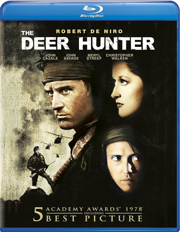 奥斯卡五项大奖/猎鹿人/蓝光原盘/46G/罗伯特-德尼罗 The Deer Hunter 1978