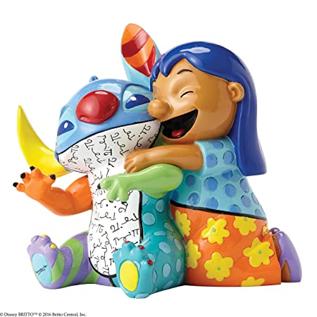Enesco - 4055232 - Disney Britto - Lilo And Stitch