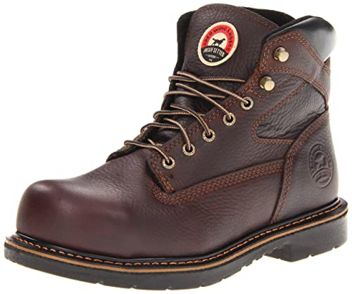 Irish Setter 6 Steel Toe Boots Irish Setter Men s 6 ampquot