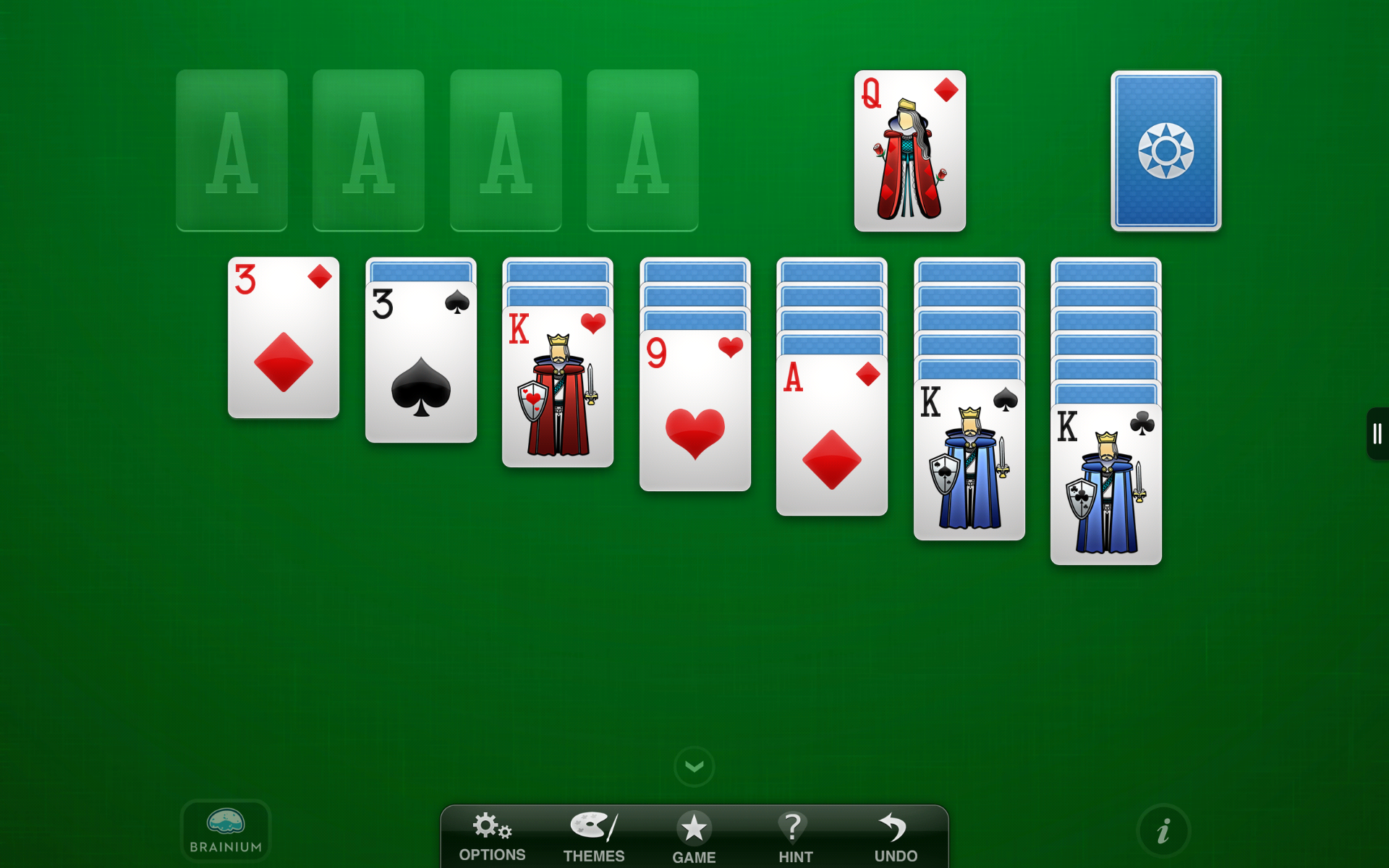 network solitaire