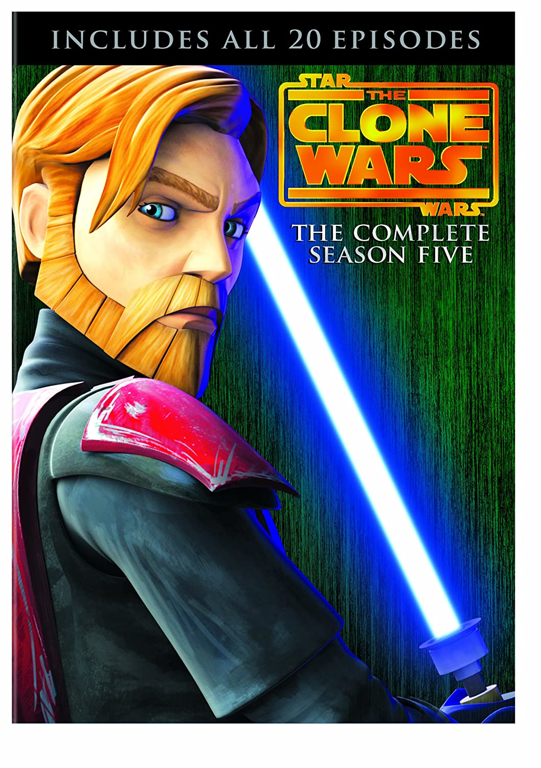 Star Wars The Clone Wars Dvd Cover Star Wars Clone Wars Season