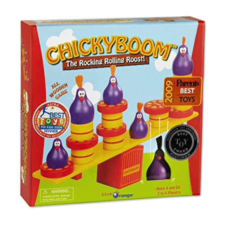 Blue Orange - Chickyboom
