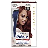 Clairol Nice 'n Easy Root Touch-Up, 4RV Dark Burgundy (Color: 4RV Dark Burgundy, Tamaño: Pack of 1)