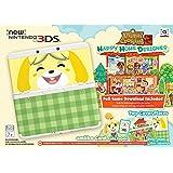 Nintendo Animal Crossing: Happy Home Designer + New 3DS Bundle (Color: Happy)