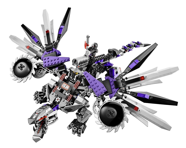 Lego Ninjago Dragon LEGO Ninjago 70725 Nin...