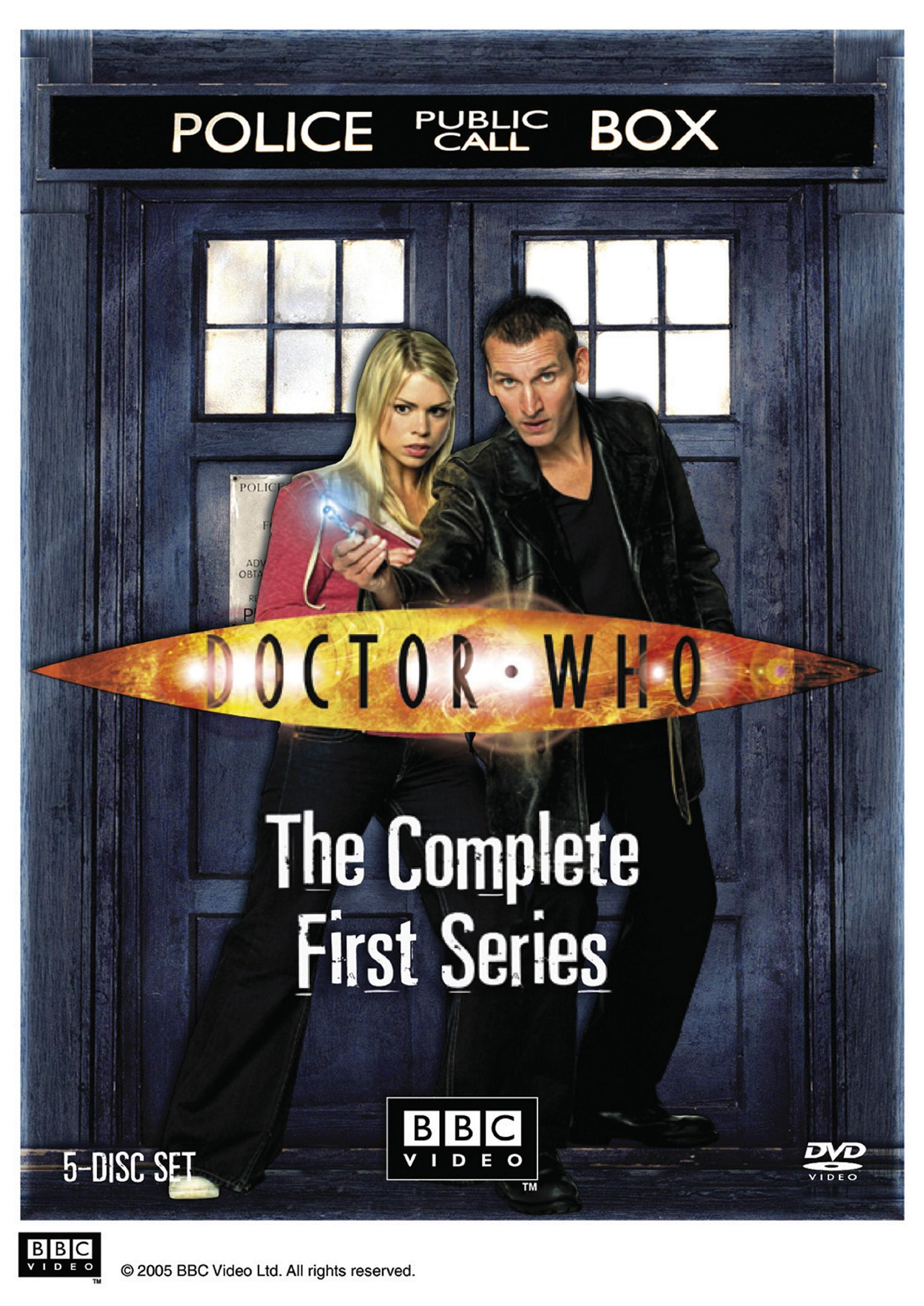 Doctor Who, Series 1)