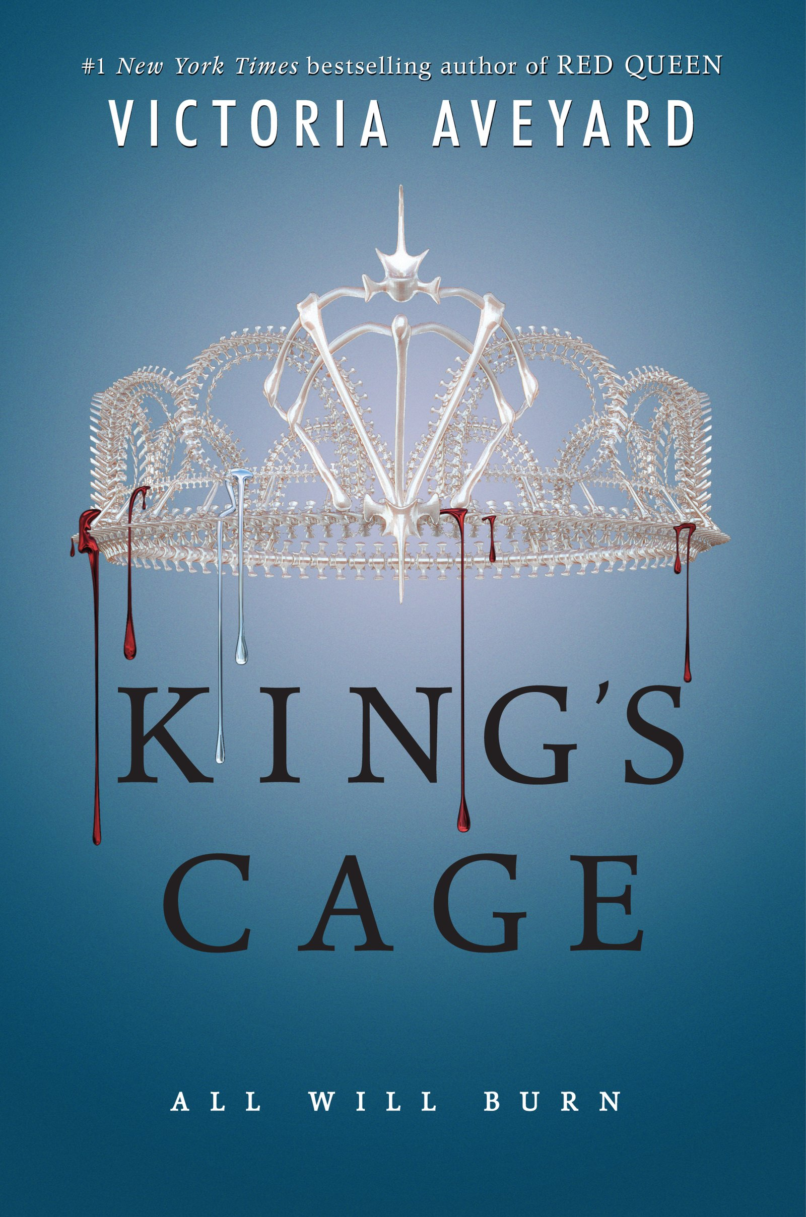 Buy Kings Cage Victoria Aveyard Now!