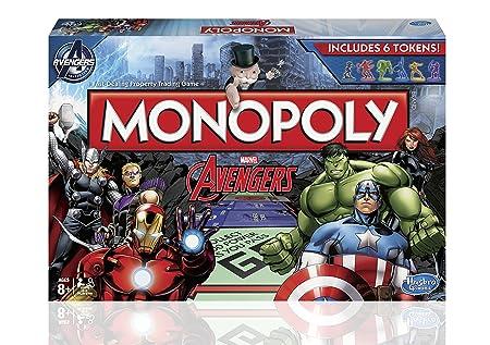 Monopoly Avengers Jeu de société