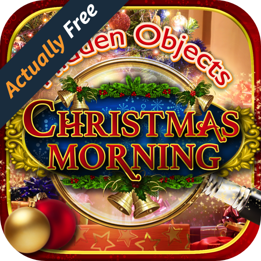 Hidden Objects Christmas Morning - Magical Christmas Wonderland Seek & Find Games FREE (Android App Of The Day compare prices)