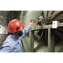 Amprobe TACH-20 Contact and Non-Contact Tachometer