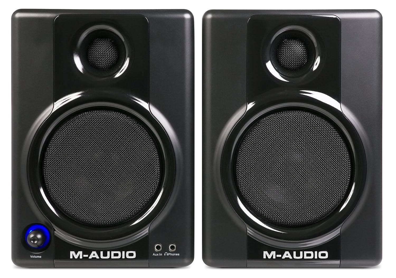 M Audio Studiophile Av-40, Best Studio Monitors