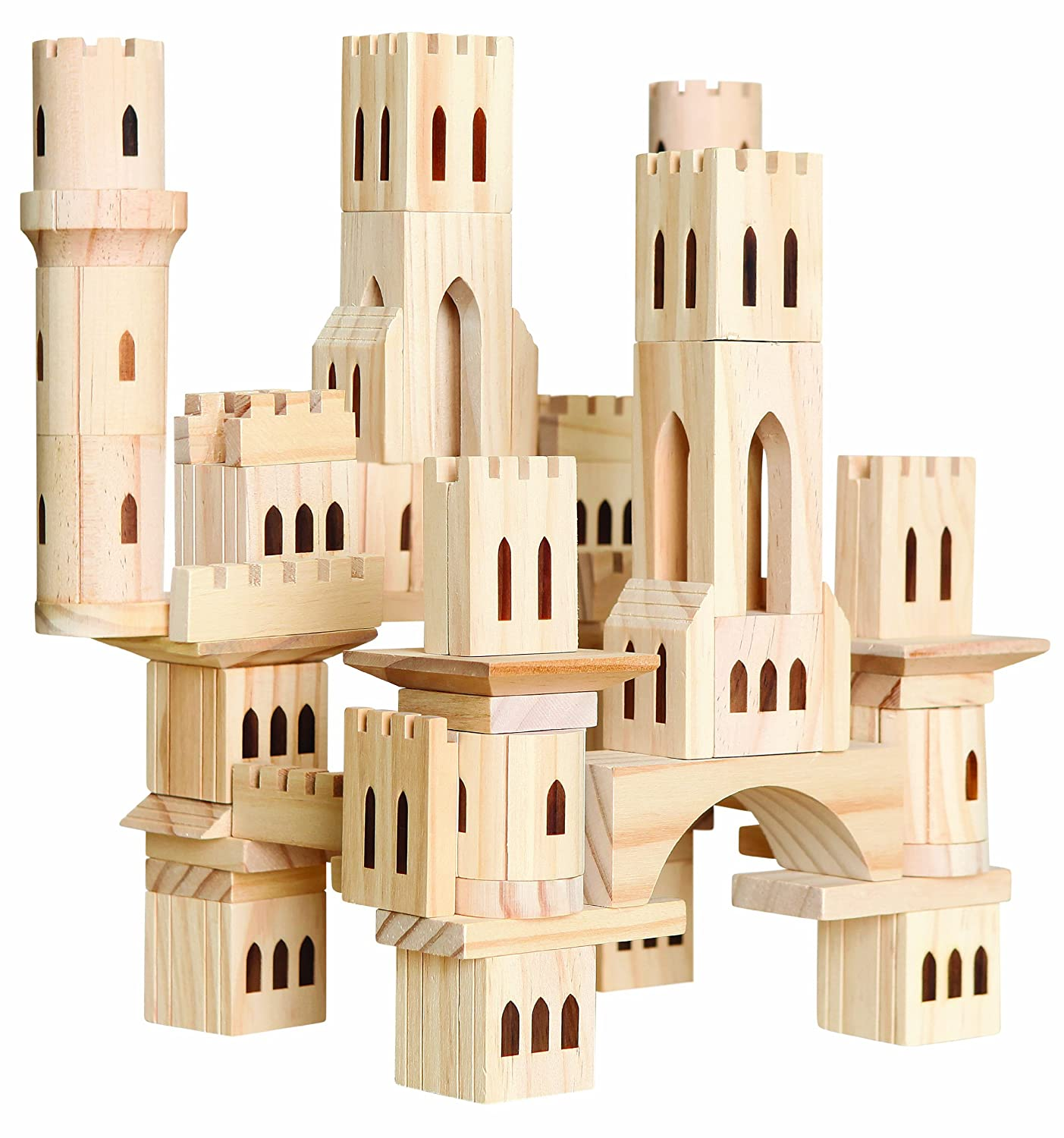 Castle Building Blocks Gift Idea