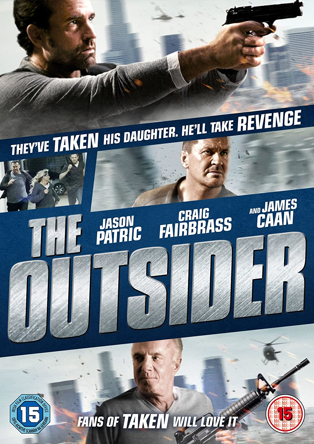 The Outsider – Fiica Disparuta (2014)