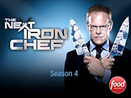 The Next Iron Chef Season 4
