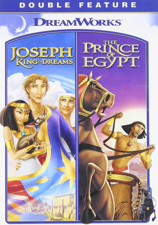 Joseph King of Egypt Prince of Egypt Joseph King