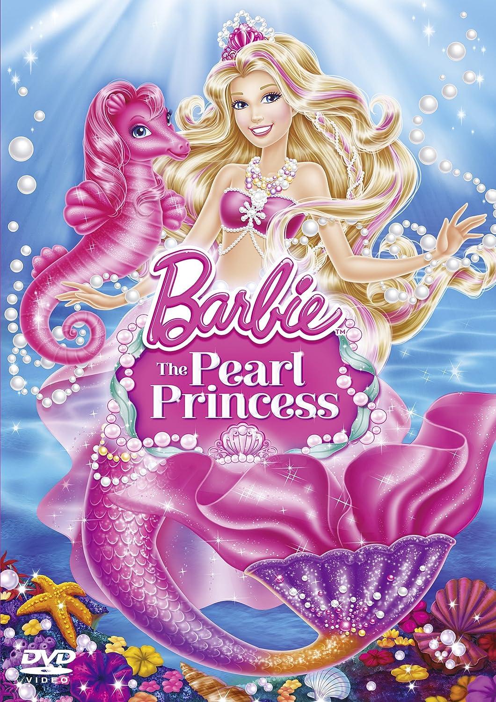 Barbie The Pearl Princess (2015) (In Hindi) DM - Kelly Sheridan, Britt Irvin, Michael Kopsa