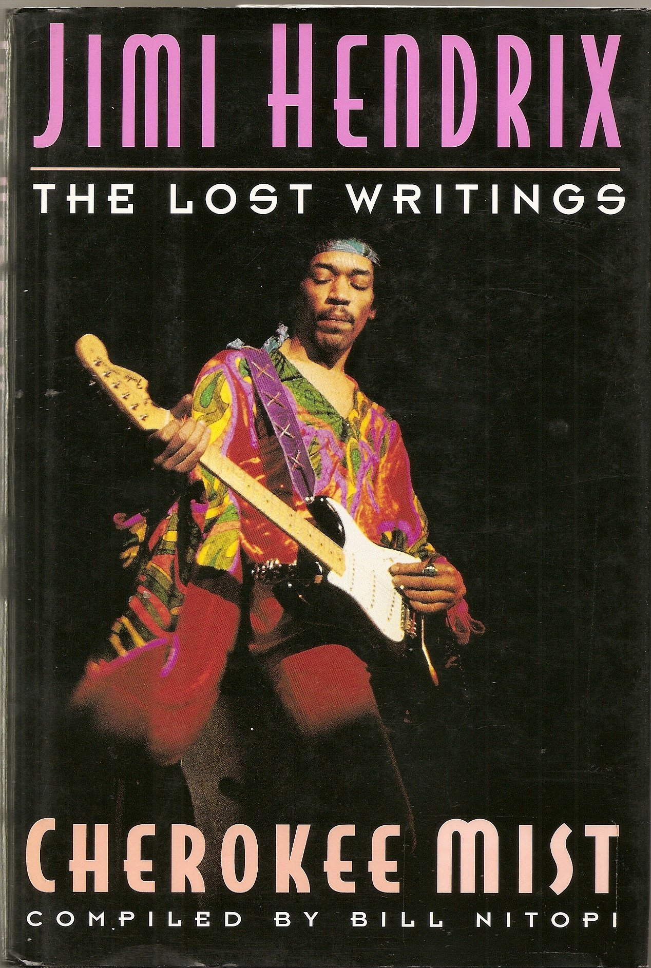 Cherokee Mist: The Lost Writings, Hendrix, Jimi