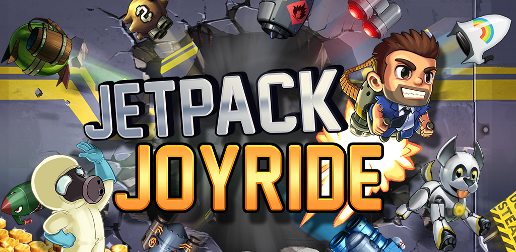 play jetpack joyride for free