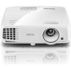 BenQ TW529 WXGA 3300-Lumens DLP Projector (White)