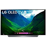 LG Electronics OLED77C8PUA 77-Inch 4K Ultra HD Smart OLED TV (2018 Model) (Color: Black, Tamaño: 77-Inch)