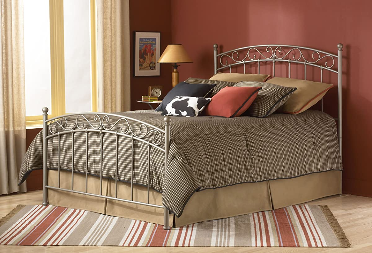 Fashion Bed Group Ellsworth Queen Size Bed in New Brown Finish