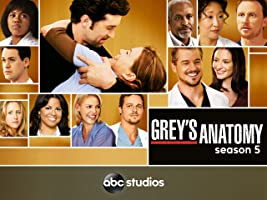 Grey's Anatomy Season 5 [OV]