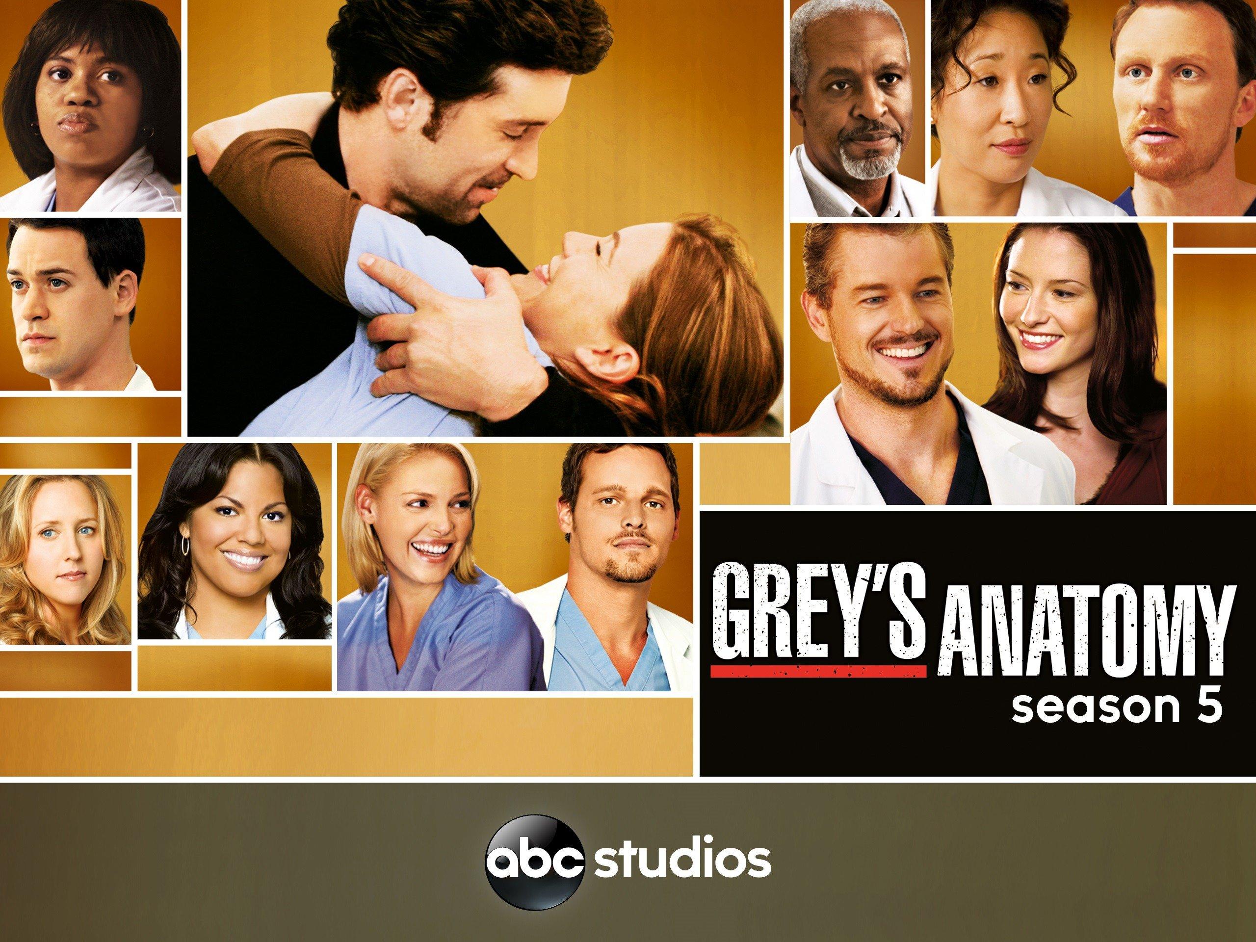 Watch \'Grey\'s Anatomy Season 5\' on Amazon Prime Instant Video UK ...