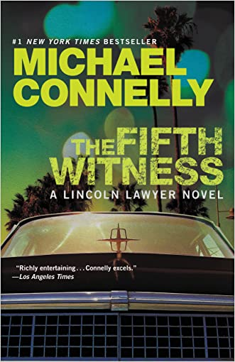 The Fifth Witness (Mickey Haller Series Book 5)