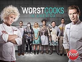 Worst Cooks in America Season 1