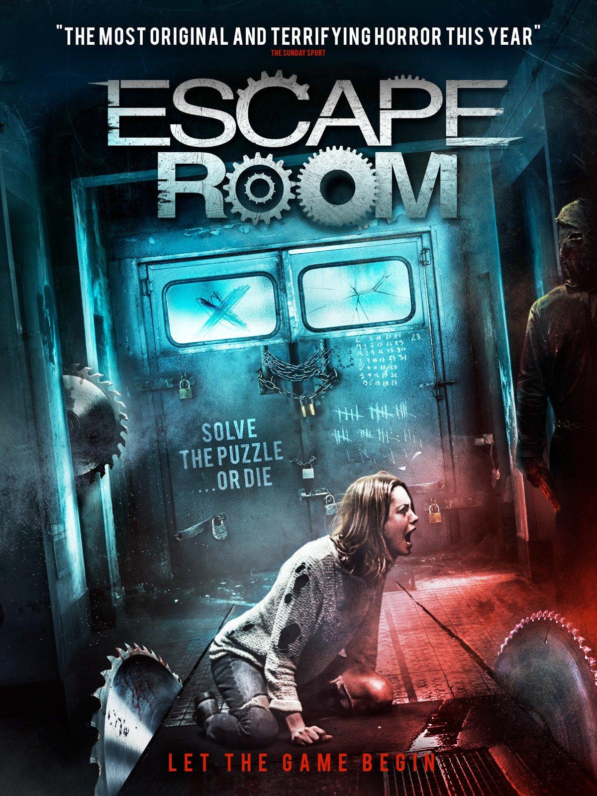 Escape Room on Amazon Prime Video UK