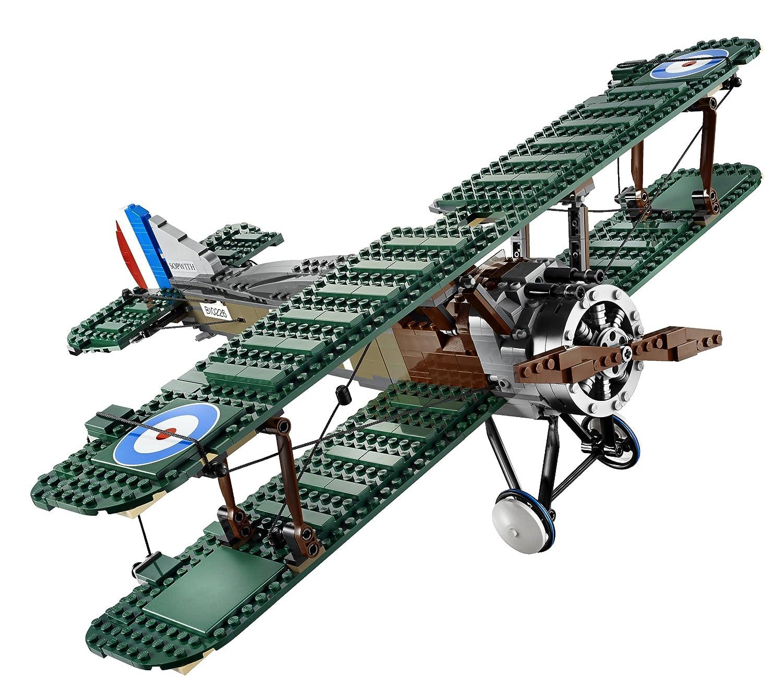 LEGO Sopwith Camel Biplane