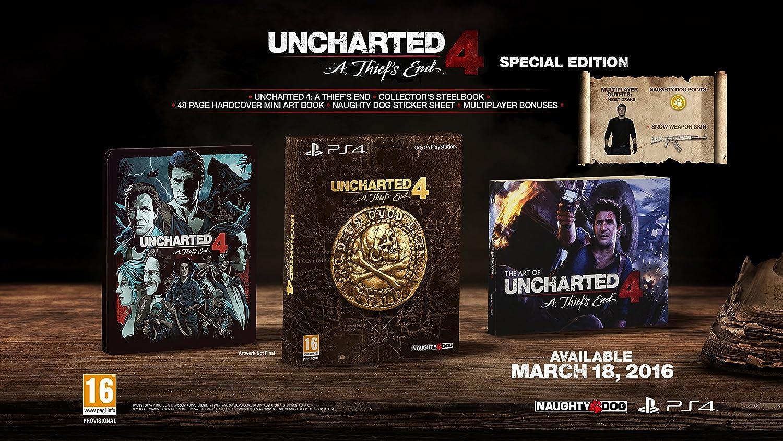 Uncharted 4 A thief's end 91fSNL7FWoL._SL1500_