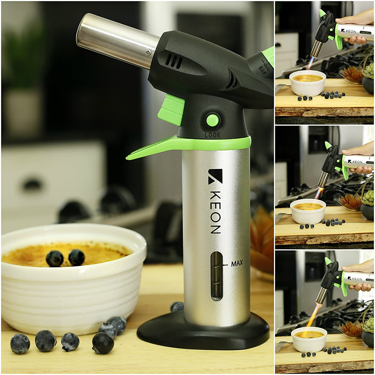 1000 Ideas About Chefs Blow Torch On Pinterest: Best Food Blow Torch For Creme
