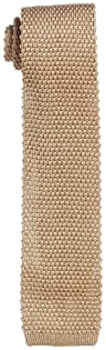 J. Press Silk Knit Tie TROVGM0312: Beige