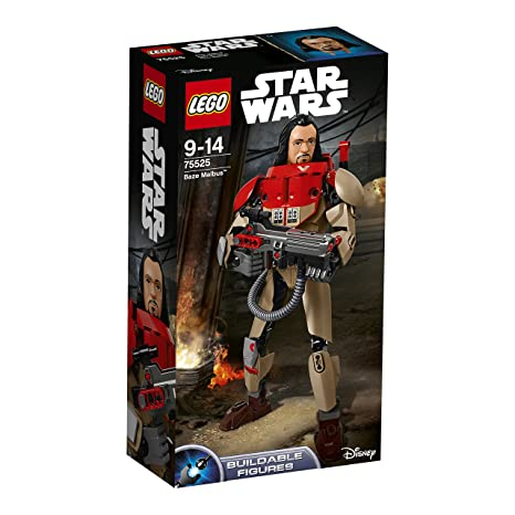 LEGO - 75525 - Star Wars - Jeu de Construction - Baze Malbus