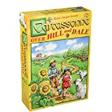 Z-Man Carcassonne Over Hill and Dale Board Game