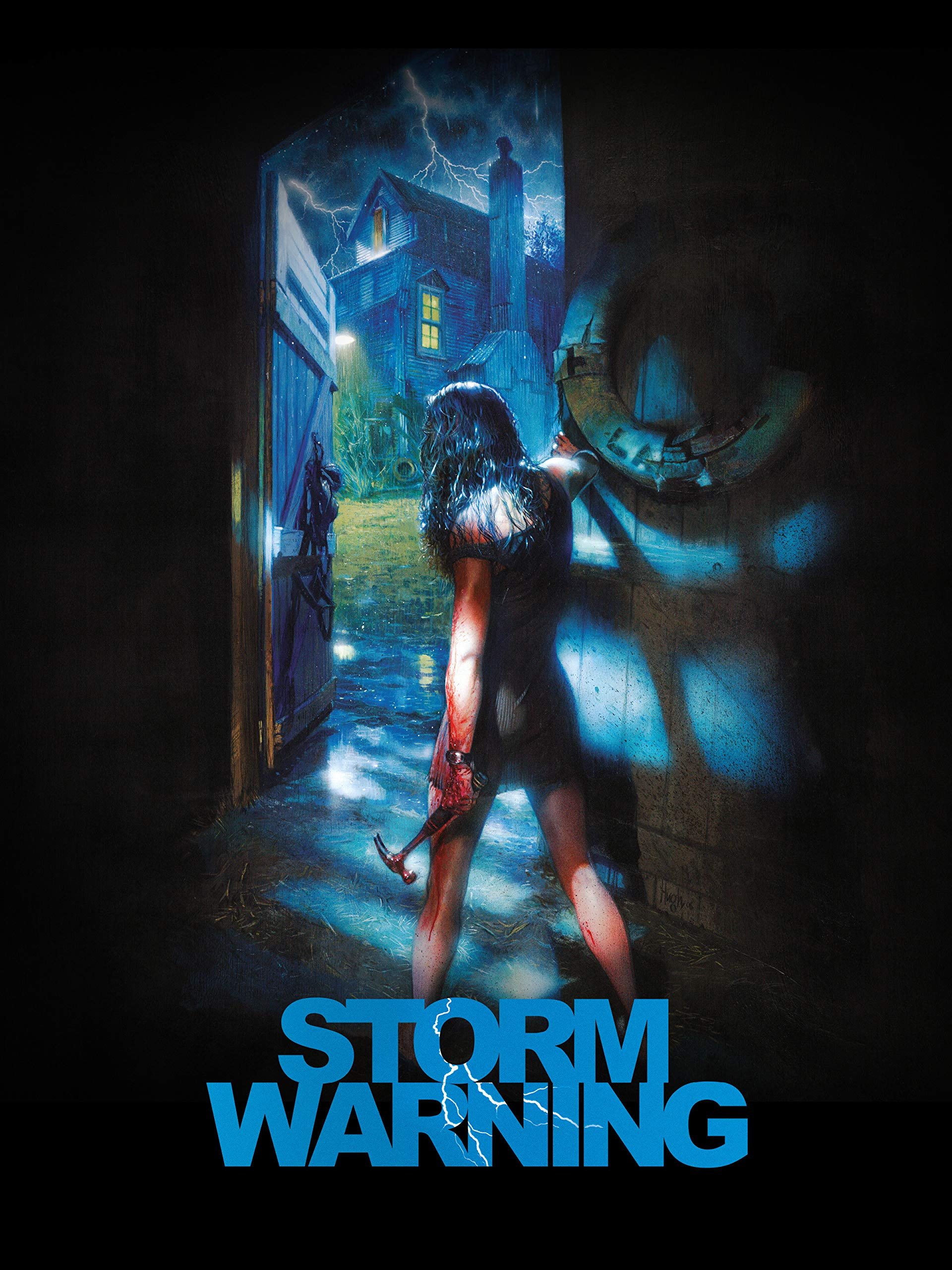 Storm Warning on Amazon Prime Video UK