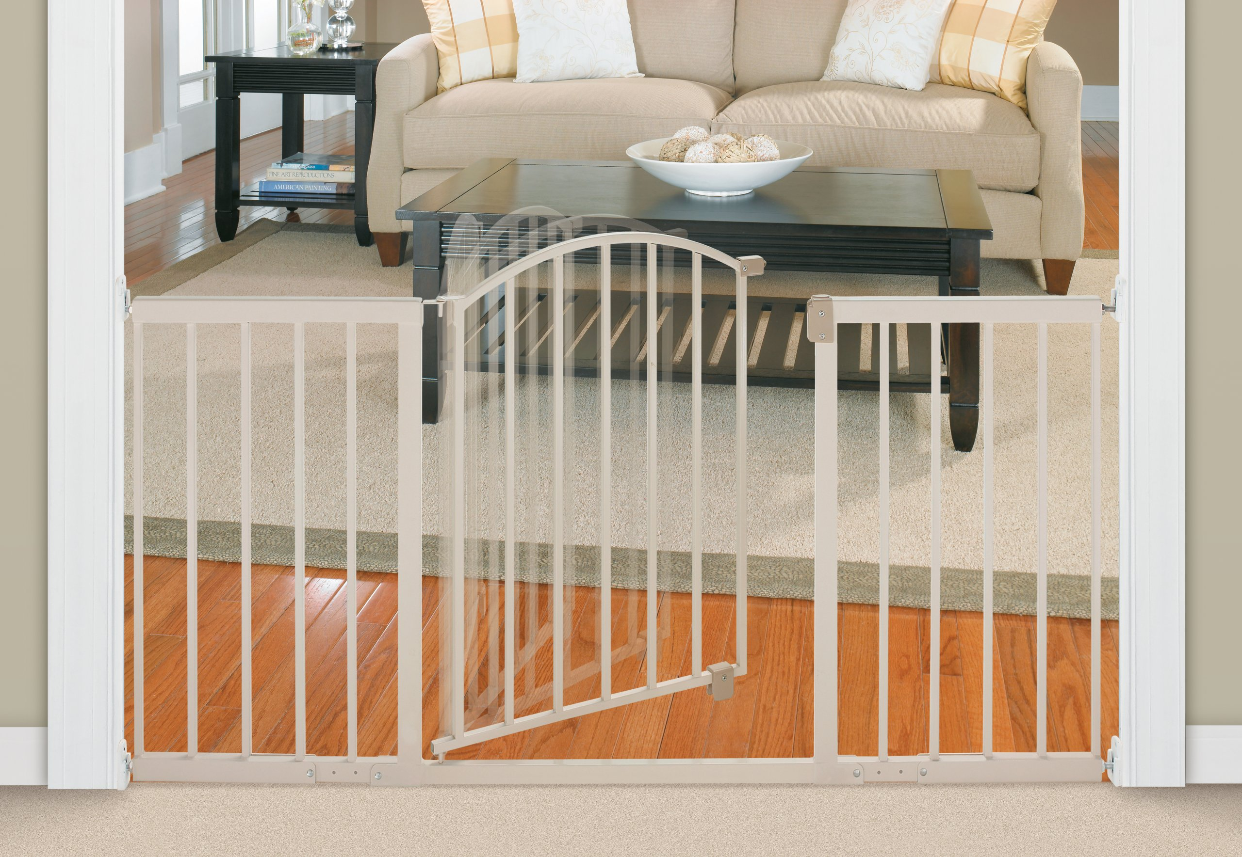 Extra Wide Baby Gate Classy Baby Gear