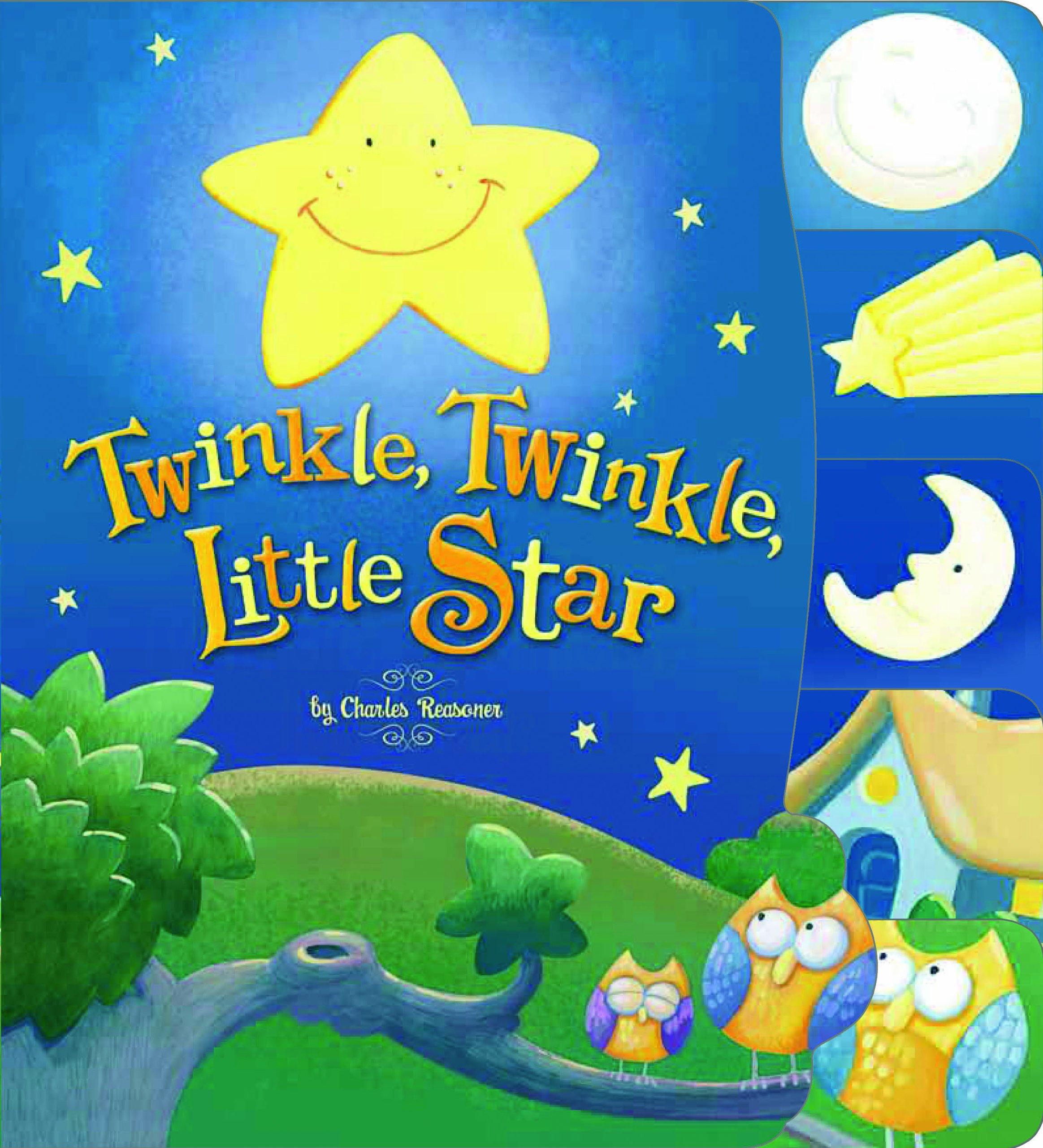 Very best twinkle little star having lyrics for