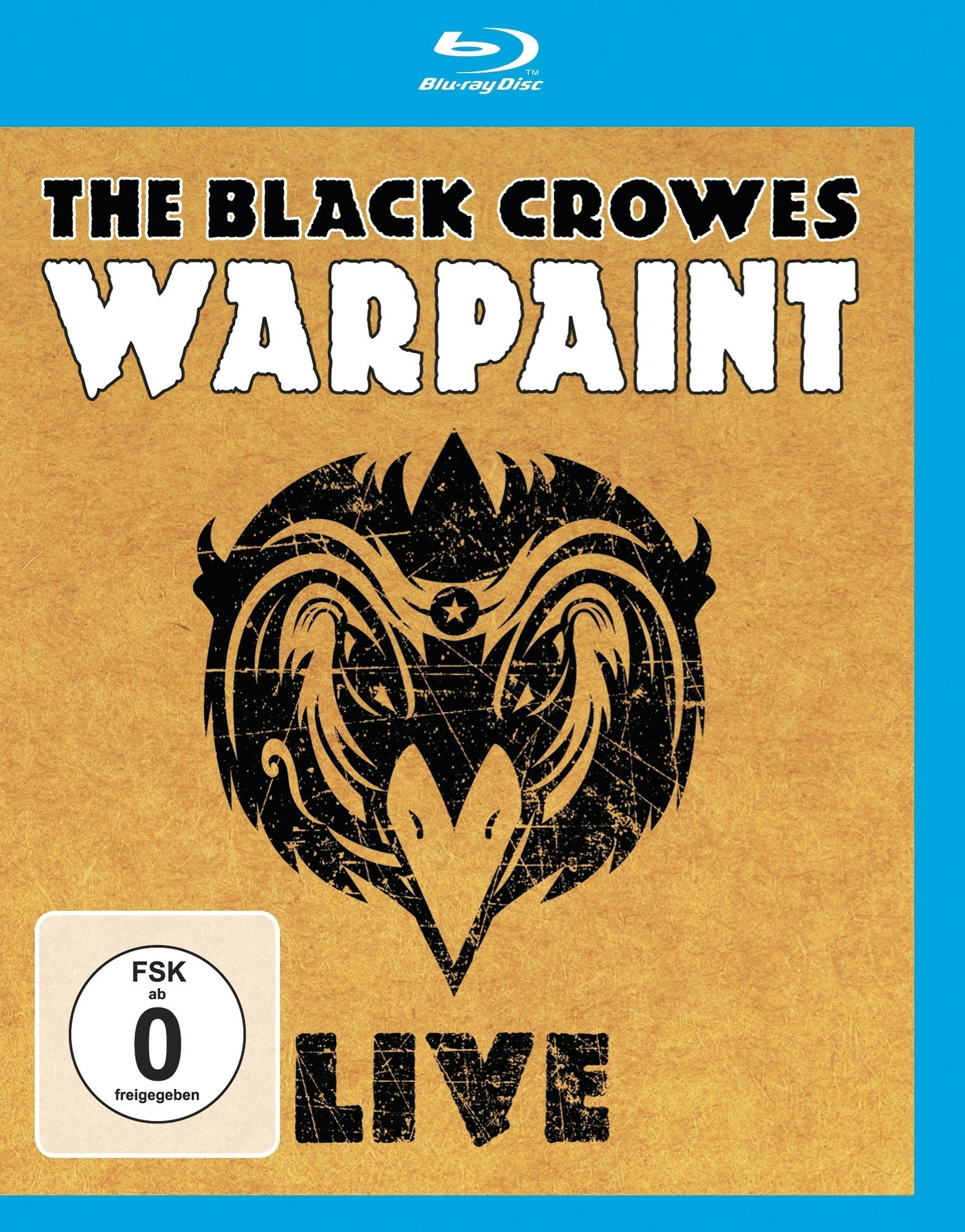The Black Crowes Warpaint Live 2009 1080p MBluRay REPACK x264-HDMD
