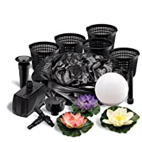 best water garden kits