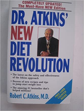Dr. Atkins' New Diet Revolution, New and Revised Edition [Paperback]
