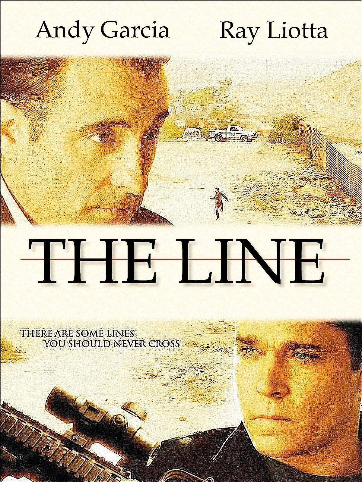 The Line on Amazon Prime Instant Video UK