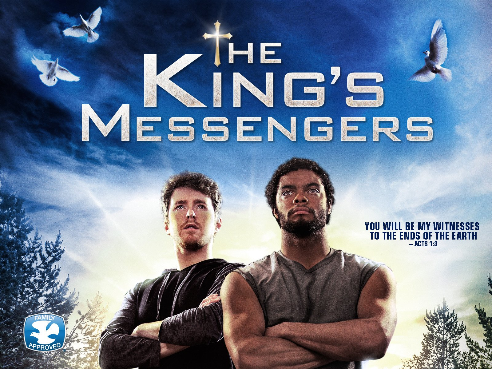 The King's Messengers on Amazon Prime Video UK