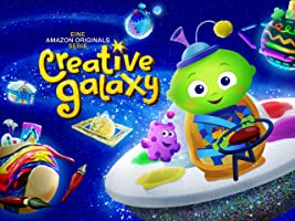 Creative Galaxy - Staffel 1