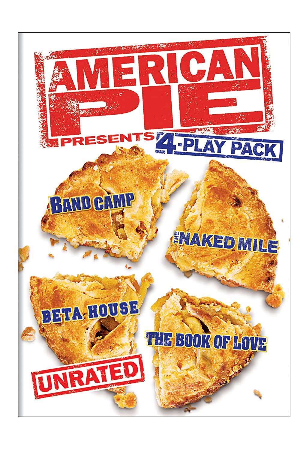 American Pie Comics American Pie Presents Unrated