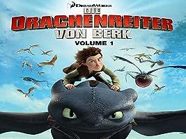 Dragons - Die Reiter von Berk Volume 1