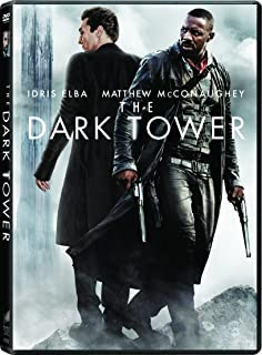 Book Cover: Dark Tower