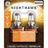 GE Lighting 9003NH/BP2 Nighthawk Halogen Replacement Bulb, 2-Pack