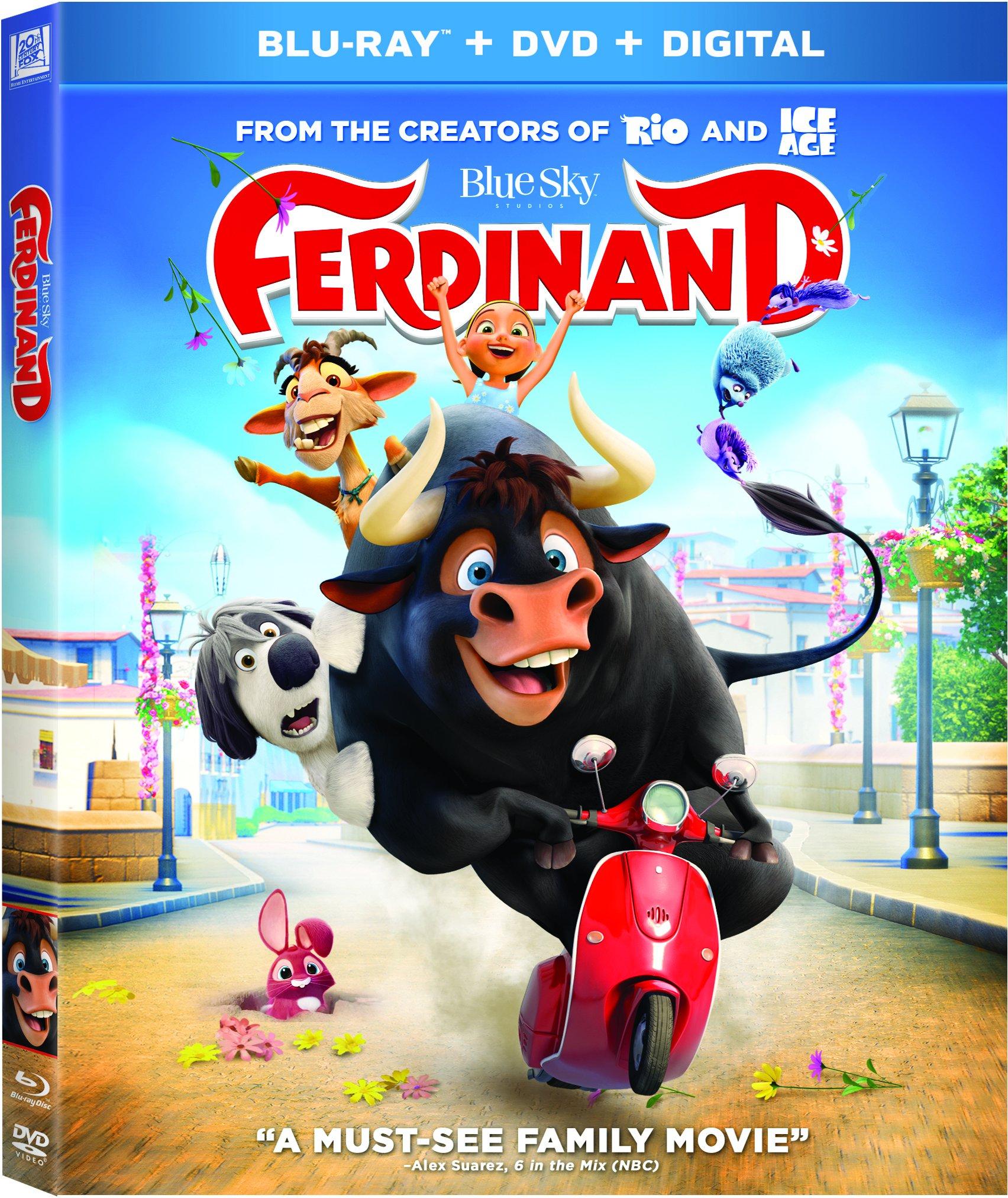 Buy Ferdinand Movie Now!